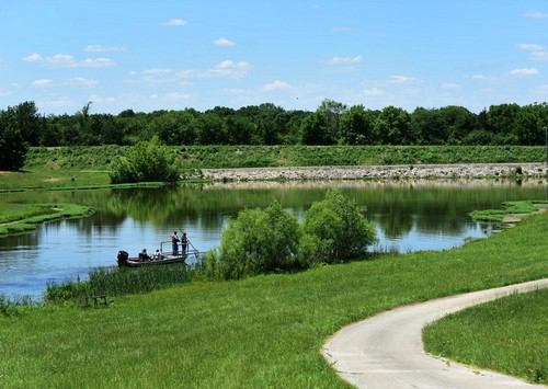 missouri fishing pond